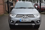 Mitsubishi L200 Di-D 4X4 Trojan 175 Bhp Double Cab 4x4 Pick Up Fitted Glazed Canopy 2.5 - Thumb 4