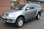 Mitsubishi L200 Di-D 4X4 Trojan 175 Bhp Double Cab 4x4 Pick Up Fitted Glazed Canopy 2.5 - Thumb 5