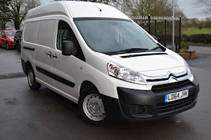 Citroen Dispatch 1200 L2h2 Hdi LWB High Roof