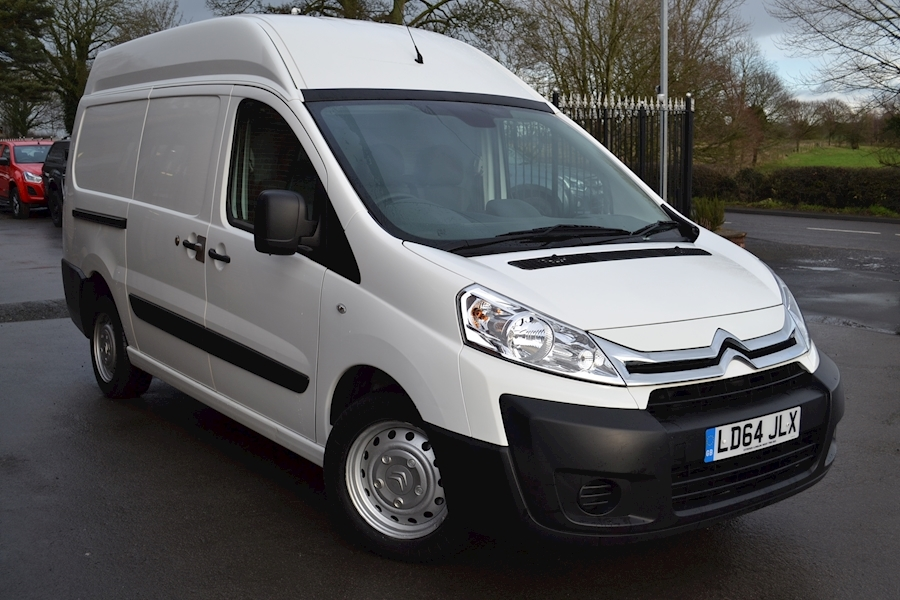 Dispatch 1200 L2h2 Hdi Panel Van 2.0 Manual Diesel