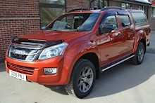 Isuzu D-Max Blade Ltd Edition Double Cab 4x4 Pick Up Fitted Glazed Gullwing Canopy NO VAT TO PAY 2.5 - Thumb 5