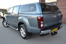 Isuzu D-Max Yukon Double Cab 4x4 Pick Up fitted Glazed Canopy 2.5 - Thumb 1