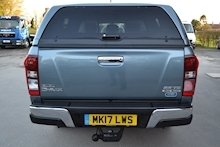Isuzu D-Max Yukon Double Cab 4x4 Pick Up fitted Glazed Canopy 2.5 - Thumb 2