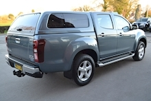 Isuzu D-Max Yukon Double Cab 4x4 Pick Up fitted Glazed Canopy 2.5 - Thumb 3