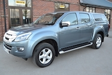 Isuzu D-Max Yukon Double Cab 4x4 Pick Up fitted Glazed Canopy 2.5 - Thumb 5
