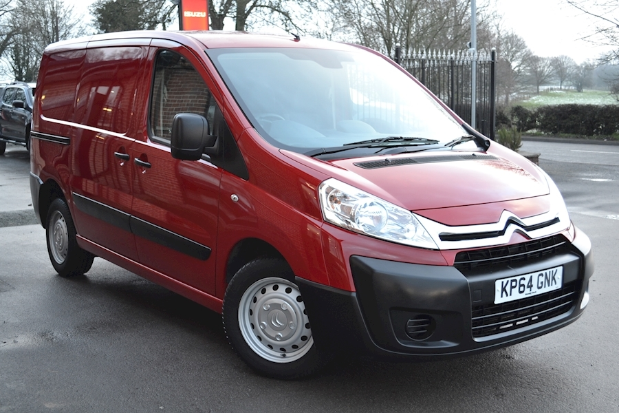 Dispatch 1000 L1h1 Hdi Panel Van 1.6 Manual Diesel