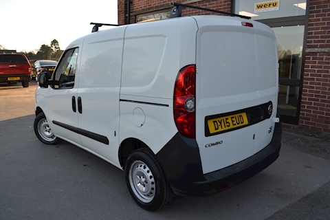 Combo 2000 L1h1 Cdti NO VAT TO PAY 1.2 Panel Van Manual Diesel