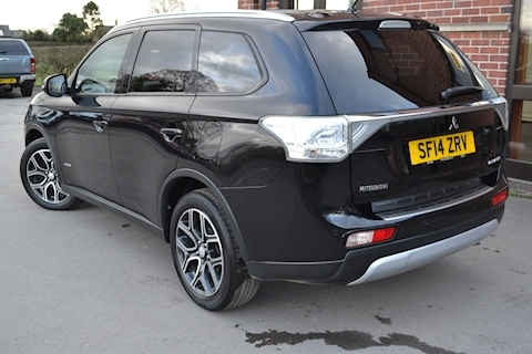 Outlander Di-D Gx 3 Estate 2.3 Manual Diesel