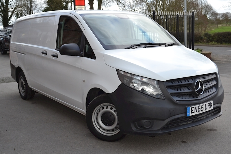 Vito 114 Bluetec Panel Van 2.1 Manual Diesel