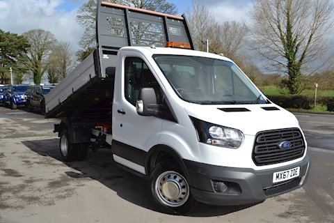 Ford Transit 350 L2 130ps Euro 6 Tipper