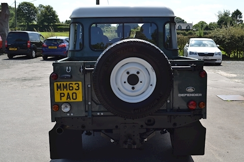Defender 110 Double Cab Pick Up NO VAT TO PAY 2.2 Pickup Manual Diesel