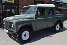 Land Rover Defender 110 Double Cab Pick Up NO VAT TO PAY 2.2 - Thumb 4