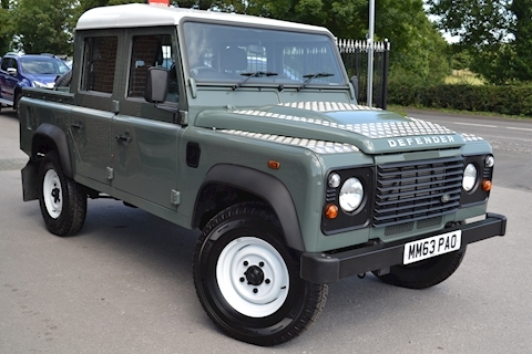 Land Rover Defender 110 Double Cab Pick Up NO VAT TO PAY