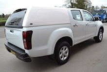 Isuzu D-Max Eiger Euro 6 Double Cab 4x4 Pick Up with Truckman RS Canopy 1.9 - Thumb 3