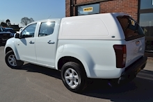 Isuzu D-Max Eiger Euro 6 Double Cab 4x4 Pick Up with Truckman RS Canopy 1.9 - Thumb 1