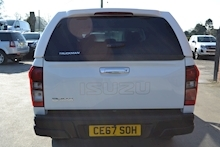 Isuzu D-Max Eiger Euro 6 Double Cab 4x4 Pick Up with Truckman RS Canopy 1.9 - Thumb 2