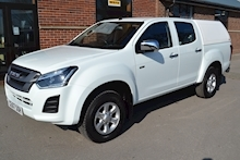 Isuzu D-Max Eiger Euro 6 Double Cab 4x4 Pick Up with Truckman RS Canopy 1.9 - Thumb 5