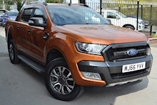 Ford Ranger Wildtrak 200ps Double Cab 4x4 Pick Up Euro 6 fitted Roller Shutter Lid 3.2 - Thumb 0