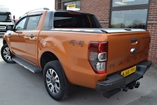 Ford Ranger Wildtrak 200ps Double Cab 4x4 Pick Up Euro 6 fitted Roller Shutter Lid 3.2 - Thumb 1