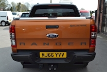 Ford Ranger Wildtrak 200ps Double Cab 4x4 Pick Up Euro 6 fitted Roller Shutter Lid 3.2 - Thumb 2