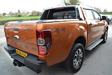 Ford Ranger Wildtrak 200ps Double Cab 4x4 Pick Up Euro 6 fitted Roller Shutter Lid 3.2 - Thumb 3