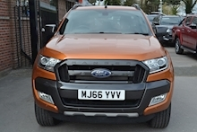 Ford Ranger Wildtrak 200ps Double Cab 4x4 Pick Up Euro 6 fitted Roller Shutter Lid 3.2 - Thumb 4