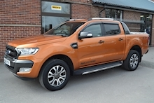 Ford Ranger Wildtrak 200ps Double Cab 4x4 Pick Up Euro 6 fitted Roller Shutter Lid 3.2 - Thumb 5