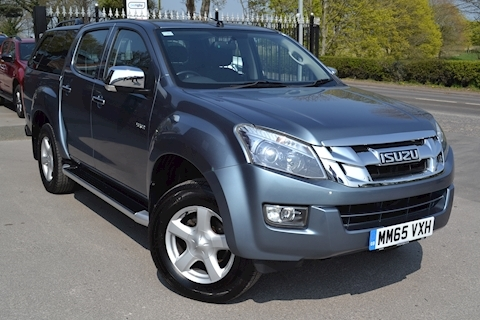 Isuzu D-max Yukon Vision Double Cab 4x4 Pick Up Fitted Glazed SMM Canopy