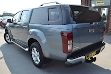 Isuzu D-max Yukon Vision Double Cab 4x4 Pick Up Fitted Glazed SMM Canopy 2.5 - Thumb 1