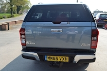 Isuzu D-max Yukon Vision Double Cab 4x4 Pick Up Fitted Glazed SMM Canopy 2.5 - Thumb 2