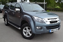 Isuzu D-max Yukon Vision Double Cab 4x4 Pick Up Fitted Glazed SMM Canopy 2.5 - Thumb 0