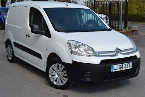 Citroen Berlingo Berlingo 625 Lx L1 Hdi 3 Seater 1.6 Panel Van Manual Diesel