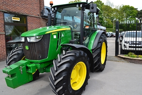5100M 4WD Tractor Agricultural Tractor Diesel
