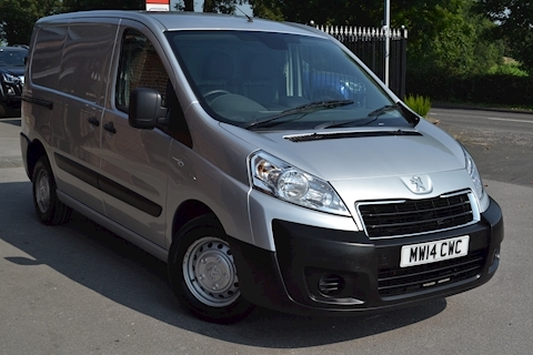 Peugeot Expert Hdi 1000 L1h1 90 Professional 3 Seat Van NO VAT TO PAY