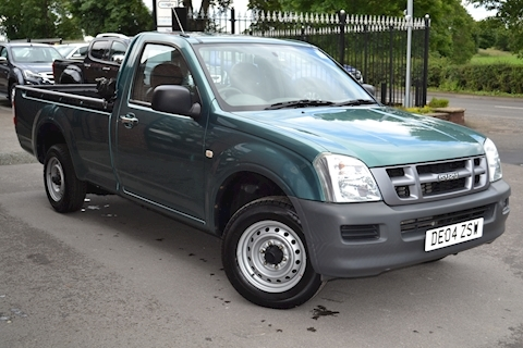 Isuzu Tf Rodeo Single Cab 4x2 Pick Up