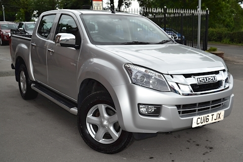 Isuzu D-Max Yukon Twin Turbo Double Cab 4x4 Pick Up