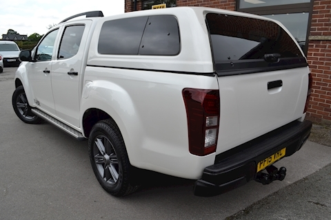 D-Max Blade Double Cab 4x4 Pick Up fitted Glazed Canopy NO VAT TO PAY 2.5 Pickup Automatic Diesel