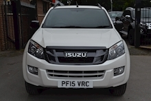 Isuzu D-Max Blade Double Cab 4x4 Pick Up fitted Glazed Canopy NO VAT TO PAY 2.5 - Thumb 4