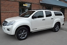Isuzu D-Max Blade Double Cab 4x4 Pick Up fitted Glazed Canopy NO VAT TO PAY 2.5 - Thumb 5