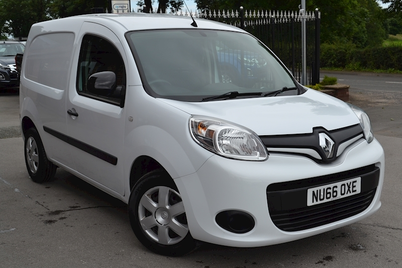 Kangoo Ml19 Business Plus Energy Dci 90 1.5 Panel Van Manual Diesel