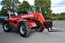 Manitou Maniscopic MT 732 Telehandler 2100 Hours 4.4 - Thumb 0