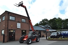 Manitou Maniscopic MT 732 Telehandler 2100 Hours 4.4 - Thumb 19