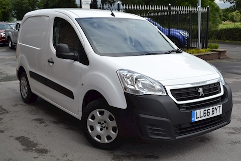 Peugeot Partner Blue Hdi Professional L1, Euro 6, Air Con,