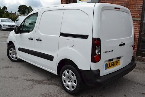 Partner Blue Hdi Professional L1, Euro 6, Air Con, 1.6 Panel Van Manual Diesel