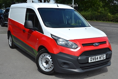 Ford Transit Connect 240 L2 LWB 115 ps