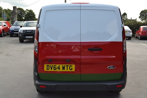 Transit Connect 240 L2 LWB 115 ps 1.6 Panel Van Manual Diesel