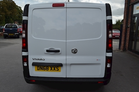 Vivaro LWB L2h1 2900 Cdti 120ps EURO 6 1.6 Panel Van Manual Diesel