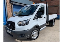 Ford Transit 350 L2 130ps Euro 6 Single Cab Tipper Twin Rear Wheel DRW 2.0 - Thumb 3