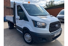 Ford Transit 350 L2 130ps Euro 6 Single Cab Tipper Twin Rear Wheel DRW 2.0 - Thumb 4
