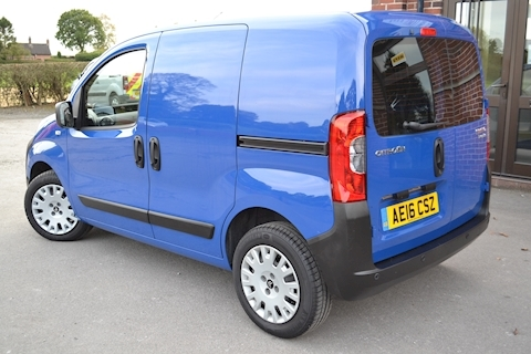 Nemo 590 Enterprise Hdi 1.2 Panel Van Manual Diesel